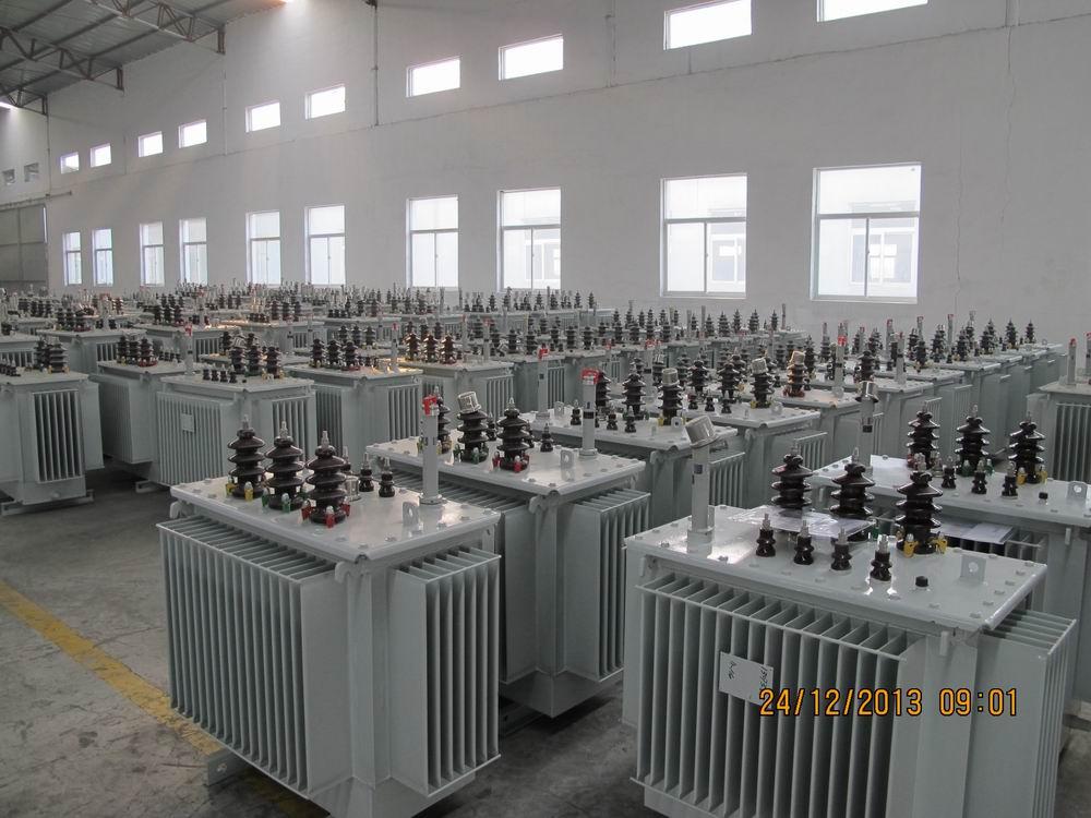 巴彦淖尔10KV油浸式变压器