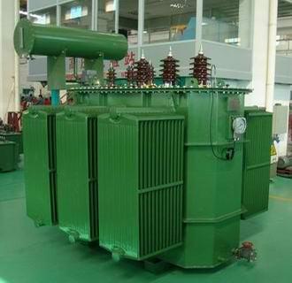 昌都35KV油浸式变压器