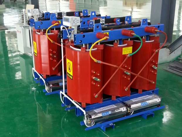 商洛环氧树脂浇注干式变压器