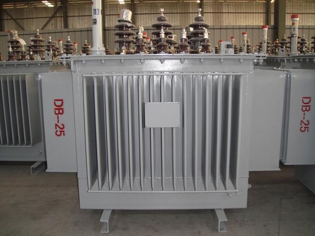 商洛S13型油浸式变压器