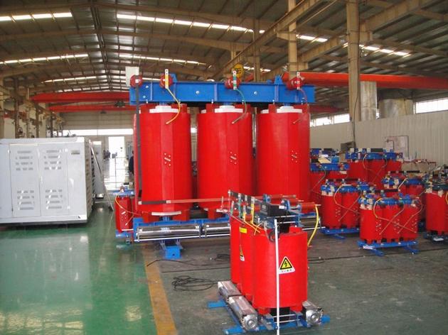 商洛SCB10型干式变压器